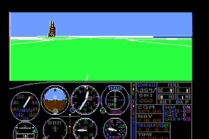 Microsoft Flight Simulator (v1.0) 1