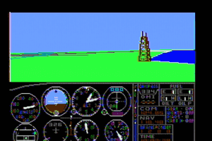 Microsoft Flight Simulator (v1.0) 3