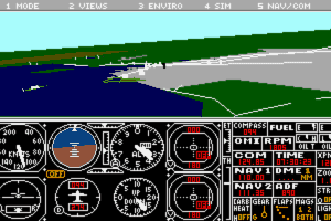Microsoft Flight Simulator (v3.0) 4