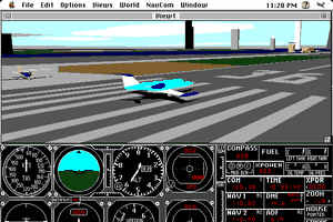 Microsoft Flight Simulator (v4.0) 1