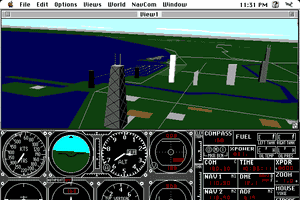 Microsoft Flight Simulator (v4.0) 3