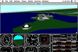 Microsoft Flight Simulator (v4.0) 5