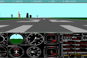 Microsoft Flight Simulator (v4.0) 0