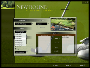 Microsoft Golf 1998 Edition 10
