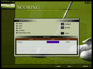 Microsoft Golf 1998 Edition 11