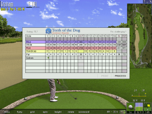 Microsoft Golf 1998 Edition 12