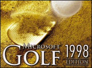 Microsoft Golf 1998 Edition 1