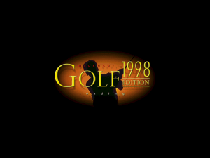 Microsoft Golf 1998 Edition 4