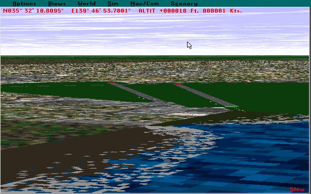 Microsoft Japan: Scenery Enhancement for Microsoft Flight Simulator 7