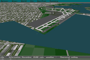 Microsoft New York: Scenery Enhancement for Microsoft Flight Simulator 9
