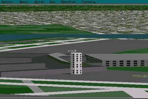 Microsoft New York: Scenery Enhancement for Microsoft Flight Simulator 11