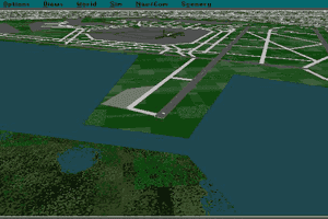 Microsoft New York: Scenery Enhancement for Microsoft Flight Simulator 4