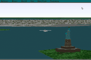 Microsoft New York: Scenery Enhancement for Microsoft Flight Simulator 7
