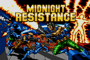 Midnight Resistance abandonware