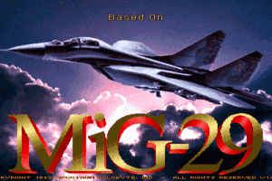 MiG-29: Deadly Adversary of Falcon 3.0 0