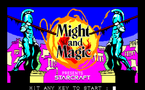 Might and Magic: Book One - Secret of the Inner Sanctum 0