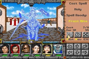 Might and Magic: Clouds of Xeen 4