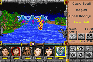 Might and Magic: Clouds of Xeen 8