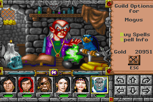 Might and Magic: Darkside of Xeen 7