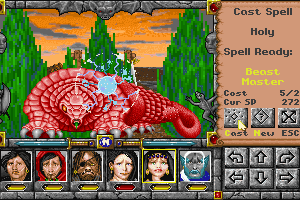 Might and Magic: Darkside of Xeen 8