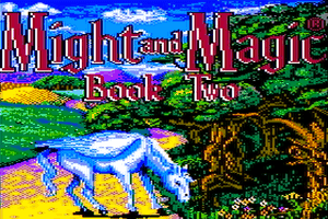Might and Magic II: Gates to Another World 1