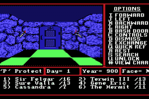 Might and Magic II: Gates to Another World 3