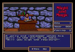 Might and Magic II: Gates to Another World abandonware