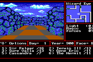 Might and Magic II: Gates to Another World 4