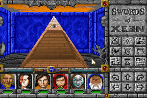 Might and Magic: Swords of Xeen abandonware