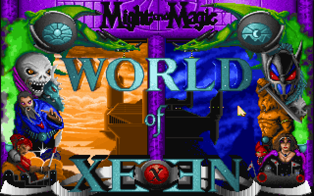 Might and magic 4+5 world of xeen: free download, borrow, and.