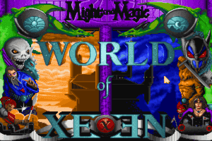 Might and Magic: World of Xeen 0