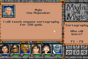 Might and Magic: World of Xeen 19