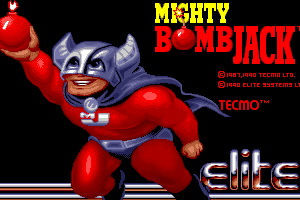 Mighty Bombjack abandonware