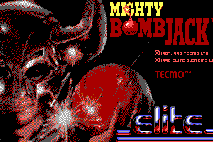 Mighty Bombjack 0