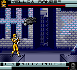Mighty Morphin Power Rangers abandonware