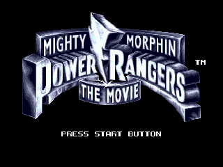 Mighty Morphin Power Rangers: The Movie 2