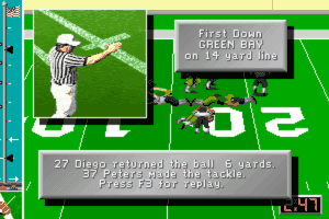 Mike Ditka Ultimate Football 11