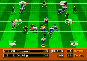 Mike Ditka Ultimate Football 12