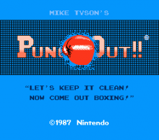 Mike Tyson's Punch-Out!! 1