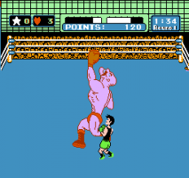 Mike Tyson's Punch-Out!! 21