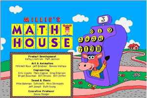 Millie's Math House 0