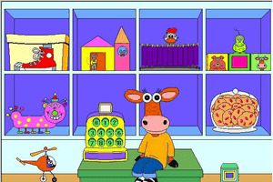 Millie's Math House 1