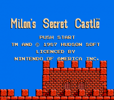 Milon's Secret Castle 0