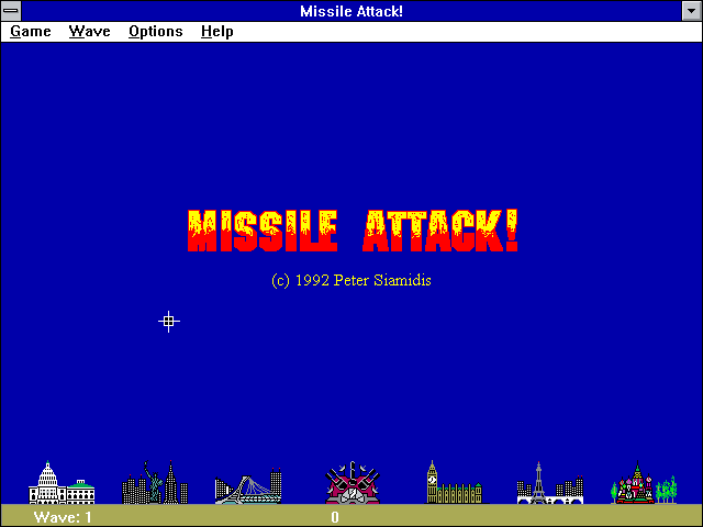 Missile Command 0
