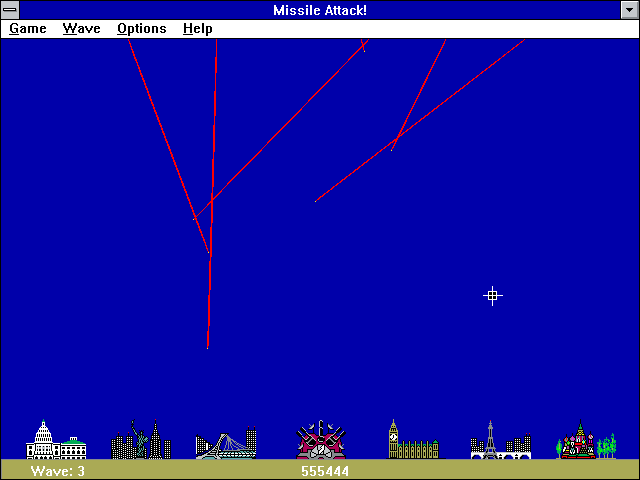 Missile Command 3