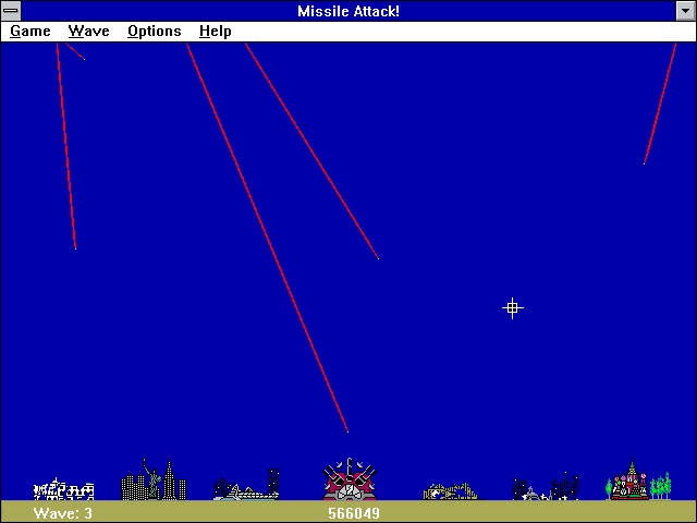 Missile Command 6
