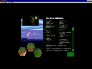 MissionForce: CyberStorm abandonware