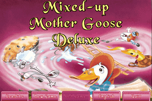 Mixed-Up Mother Goose Deluxe 0