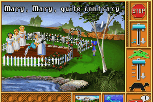 Mixed-Up Mother Goose Deluxe abandonware