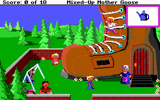Mixed up mother goose 1992 download